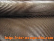 Карбон twill 3К 245г/м.кв шир. 1,0м
