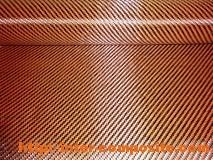 Карбон-кевлар оранжевый