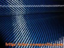 марки, характеристики, разновидности, виды Карбон-кевлар синий