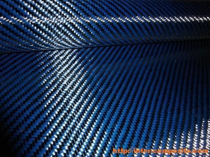 карбоно-кевлар синий, купить по низкой цене