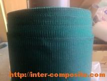 Проводящая сетка плетеная, ширина 0,65метра