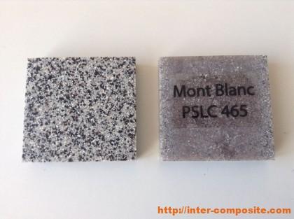 Полиэфирная крошка Mont Blanc купить по низкой цене