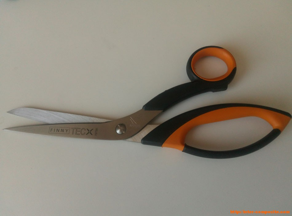 Ножницы для карбона, кевлара купить по низкой цене