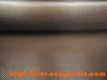 Карбон twill 3К 240г/м.кв шир. 1,0м