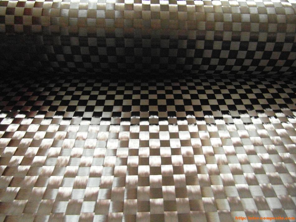 Карбон plain 12К 193г/м.кв. шир. 1,27м купить по низкой цене