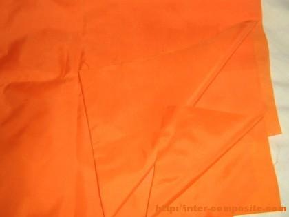 Жертвенная ткань оранжевая