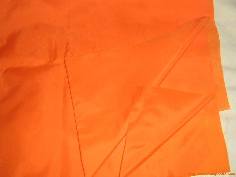 Жертвенная ткань оранжевая купить по низкой цене