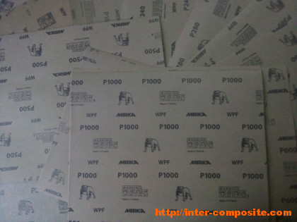 Наждачная бумага Mirka Р80