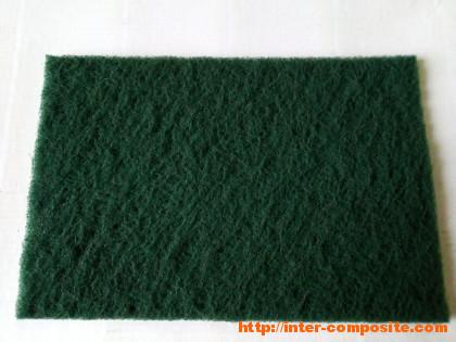 Скотч Брайт зеленый