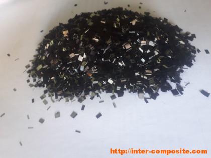 Кованый карбон 3мм